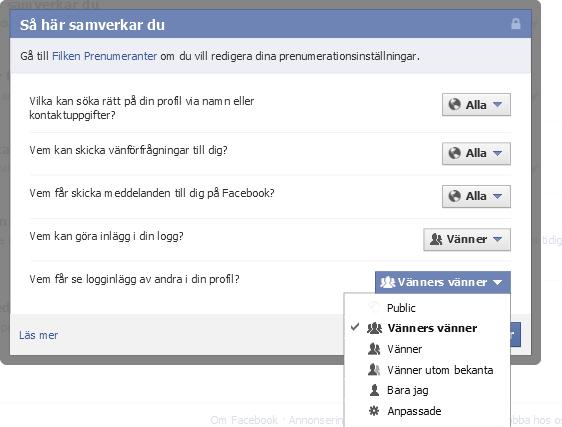 byta namn på facebook